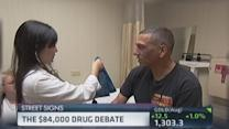 The $84,000 drug debate