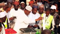 Amid bloodshed, Nigerian tally election results