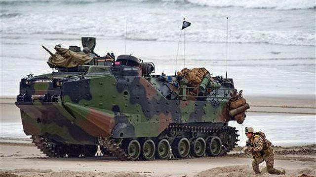 US, Japanese military team up for show of force