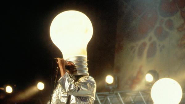 Dave Navarro, Chad Smith recall Woodstock '94 moment