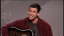 Weekend Update: Adam Sandler and the Hanukkah Song