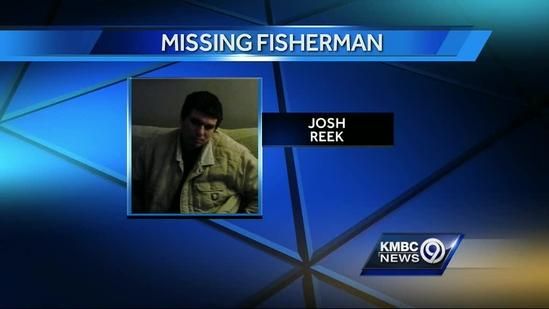 Water Patrol searches for missing fisherman