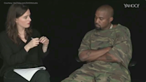 Suffer Through One Minute of Awkward Silence with Kanye West