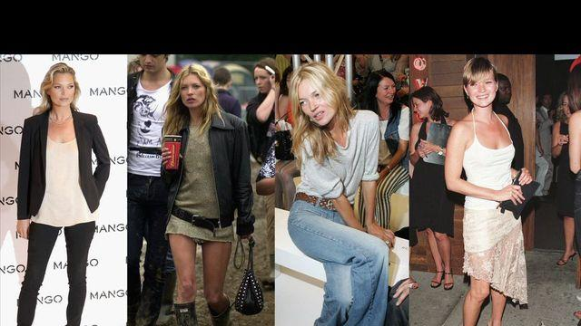 Kate Moss - 25 years at the top