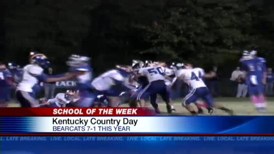 School of the Week: Kentucky Country Day