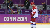 Russian players baffled by early exit