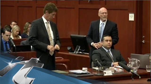 Law & Crime Breaking News: Witness: Martin Was On Top Of Zimmerman