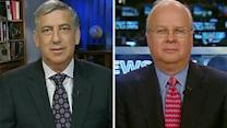 Rove, Trippi debate administration's drone policy