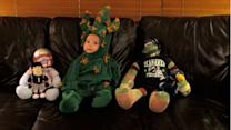 Football Baby: Super Bowl XLIX