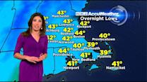 WBZ AccuWeather Midday Forecast For April 27