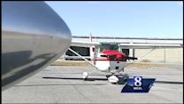 87-year-old cancer patient, pilot takes final flight