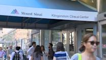 New York hospital isolates patient for possible Ebola