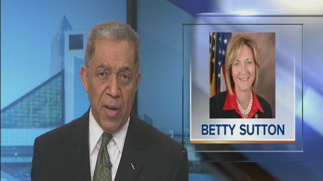 Noon: Betty Sutton won't run for governor