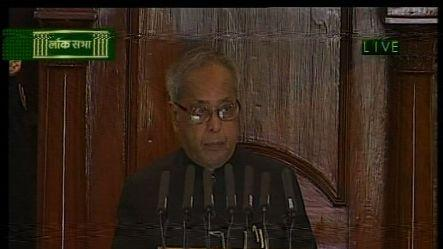 Aspirational India is emerging: Pranab in Budget Session