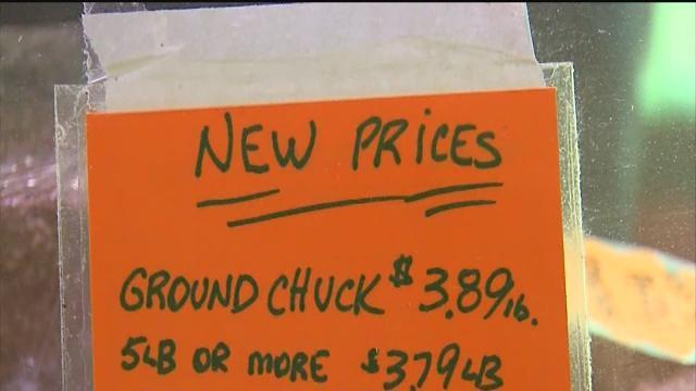 Don't Waste Your Money: Beef prices are soaring