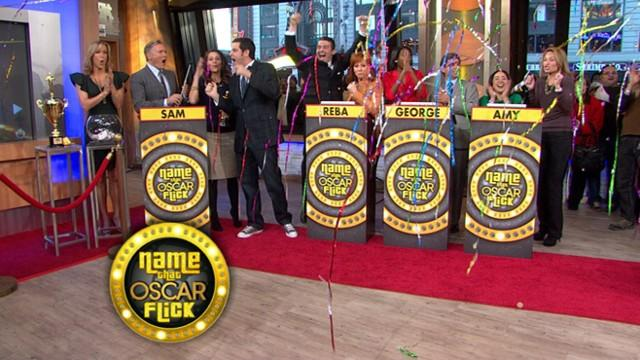 'GMA' Fans Play 'Name That Oscar Flick'