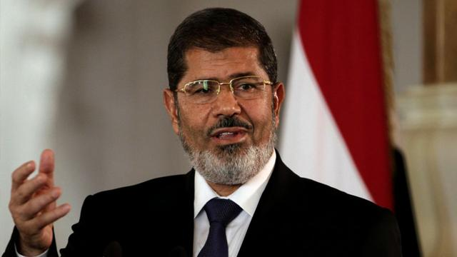 Morsi trial: Inside chaotic courtroom scene