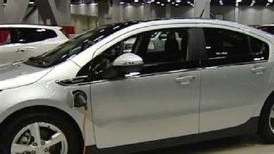 Auto Show Features Eco-Friendly Vehicles