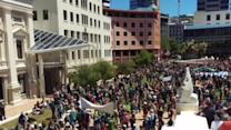 Among Nationwide Climate Marches in New Zealand, Biggest Turnout in Wellington