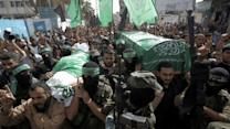 Secretive Army of Hamas Emerges From Shadows in Gaza