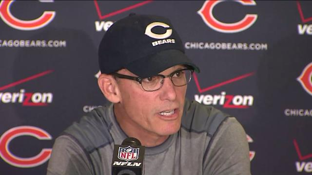 RAW: Bears press conference