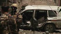 Two wounded in Kabul car bomb attack