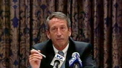 Sanford Holds One of Final Cabinet Meetings