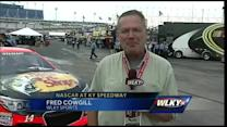 Behind the scenes at Kentucky Speedway