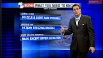 Drew's Weather Webcast,JAN24