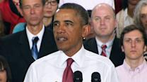 Obama Announces Manufacturing Institute in NC