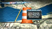 Construction begins on Clark Memorial Bridge Monday