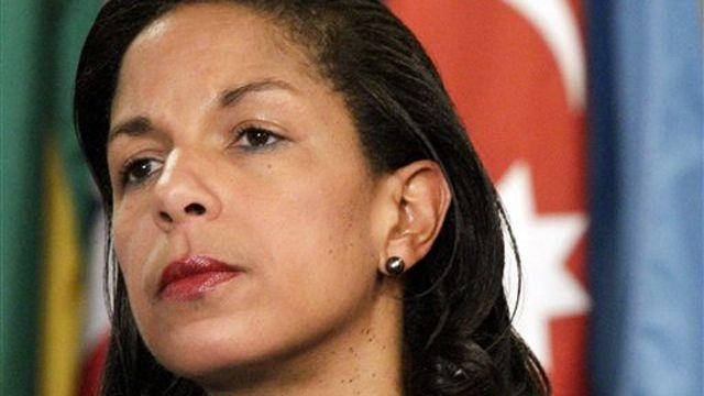 Democrats defend Amb. Rice over Libya attack comments