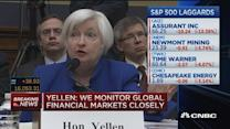 Congress has changed what Fed can do: Yellen