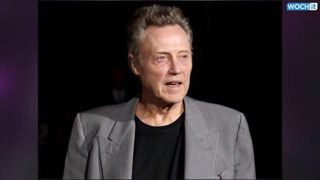 Why Christopher Walken Will Make A Great Capt. Hook