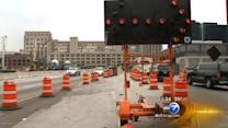 Quinn announces spring construction projects