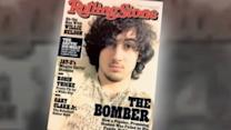 Outrage Over Rolling Stone Cover of Suspected Boston Bomber
