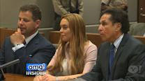 Lindsay Lohan Strikes Plea Deal, Sentenced to Five Days in Jail for Violating Probation