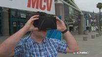 Virtual reality gamers: Facebook Oculus vs. Sony Morpheus...