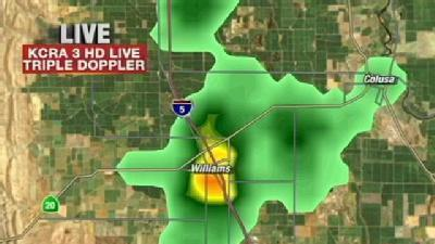 Storm Damage Reported In Williams
