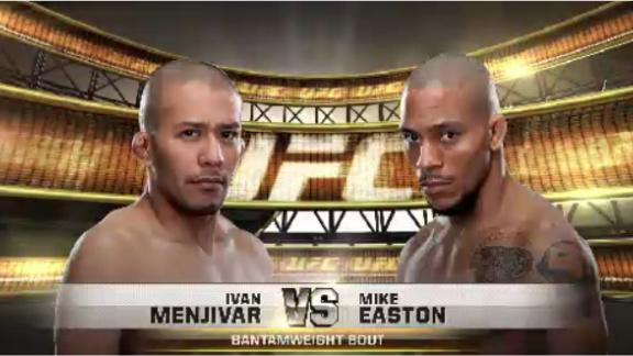 UFC 148 highlights: Menjivar vs. Easton