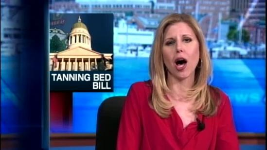 Bill would ban minors from using tanning beds