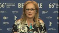 Meryl Streep on Lack of Diversity at Film Festival: 'We're All Africans'