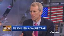 Whitney Tilson: IBM is a value trap