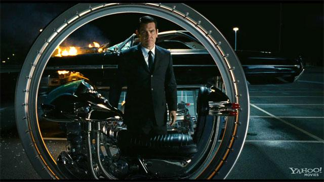 'Men in Black 3' Clip: You Have These in the Future?