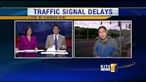 Mistimed traffic light sensors cause big backups in Hawaii Kai