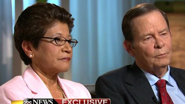 Parents Say Zimmerman 'Absolutely Not' a Racist