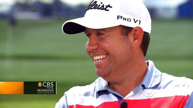 Erik Compton talks life, his game after two heart transplants