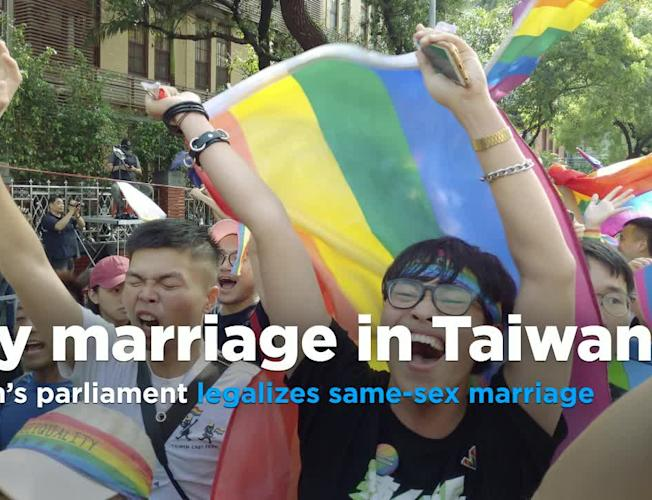 Taiwan Sex-Video