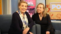 Julie Andrews and daughter Emma Walton Hamilton sing 'Sentimental Journey'