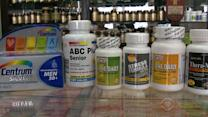 Vitamins, mineral supplements deemed waste of money